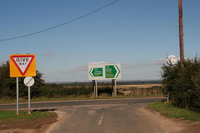 Gardham Crossroads