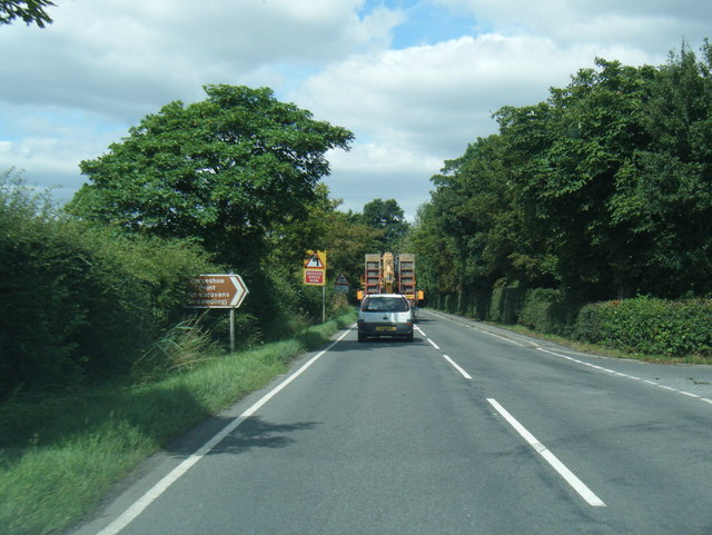 A1031/Sheep Marsh Lane junction