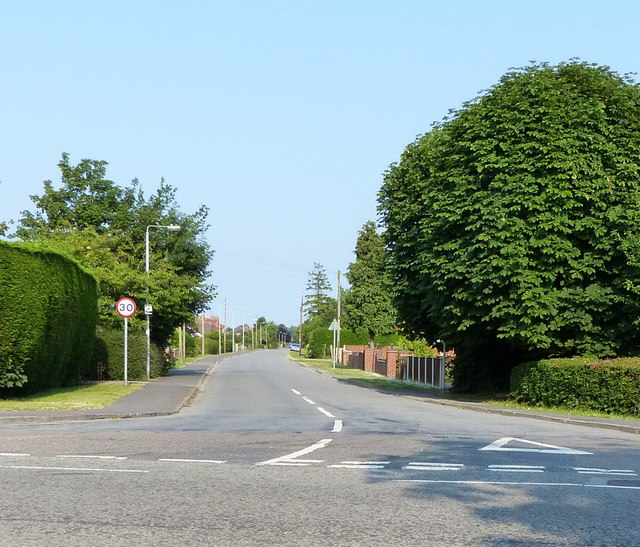 Tytton Lane East in Wyberton