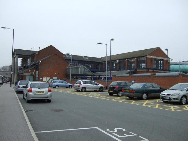 Barnsley Railway Station