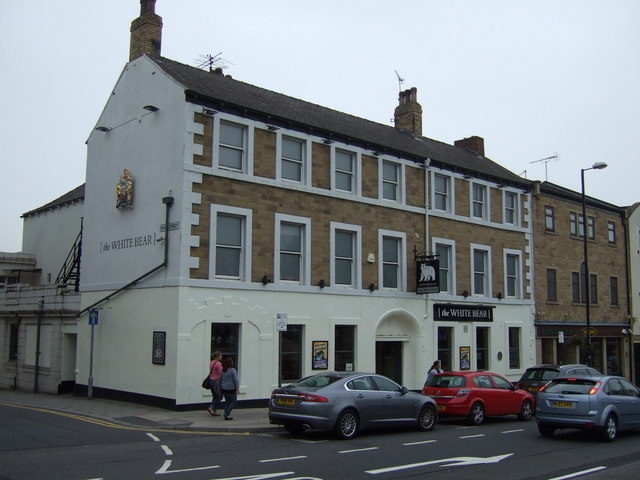 The White Bear pub, Barnsley
