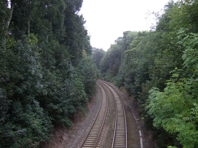 Railway towards Dodworth