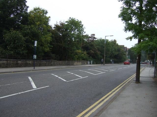 Huddersfield Road, Barnsley
