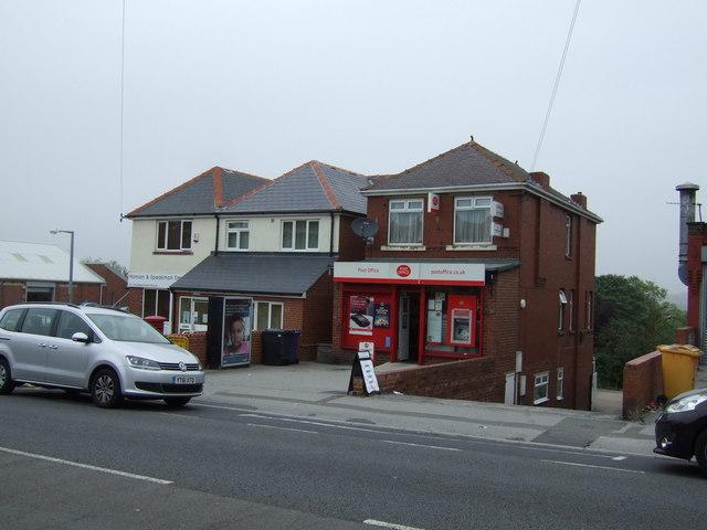 Post Office on Huddersfield Road