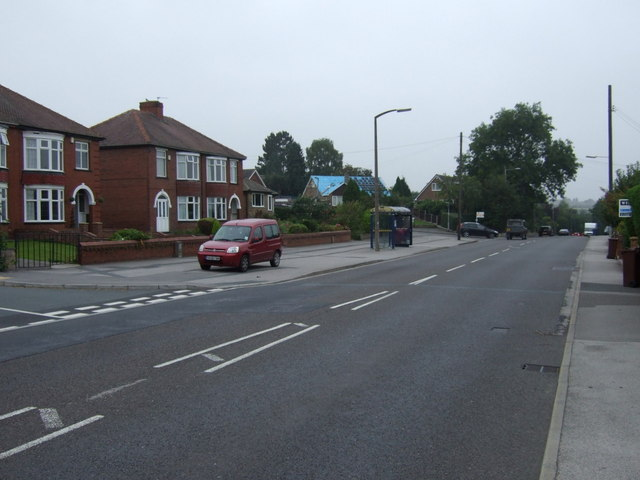 Wilthorpe Road (A635)