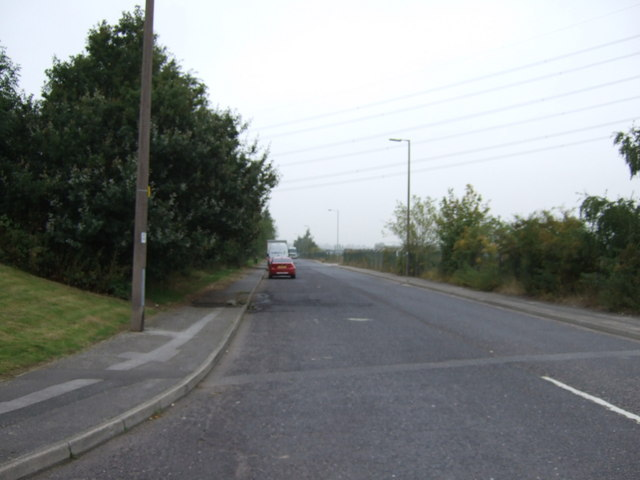 Whaley Road
