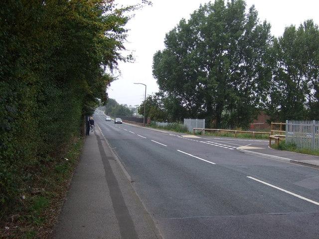 Barugh Green Road (A635)