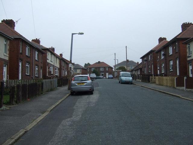 Cross Street, Barugh Green