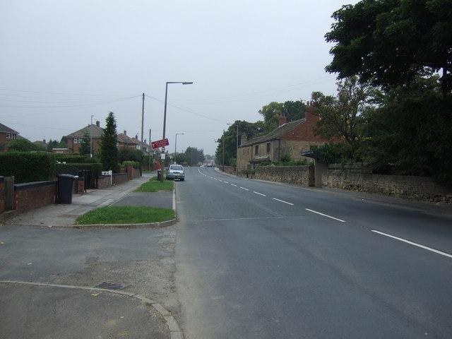 Barnsley Road (A637)