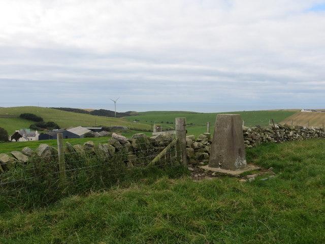 Kiln Hill with Knocknain Farm