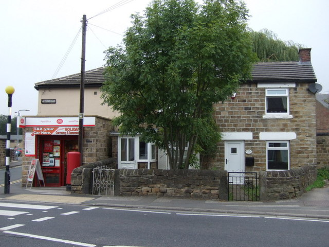 Post Office on Church Street