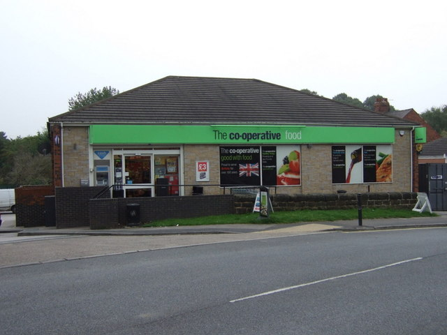 Supermarket on Church Street