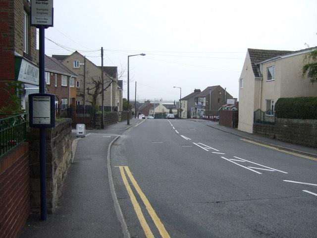Towngate (B6131)