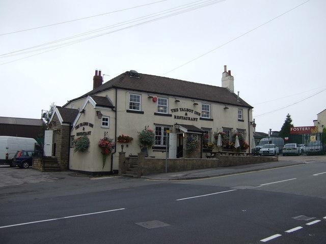 The Talbot Inn and Restaurant