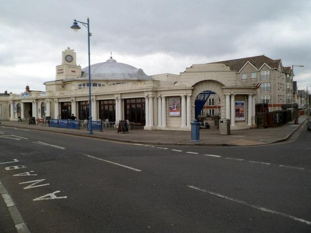 Grand Pavilion Porthcawl