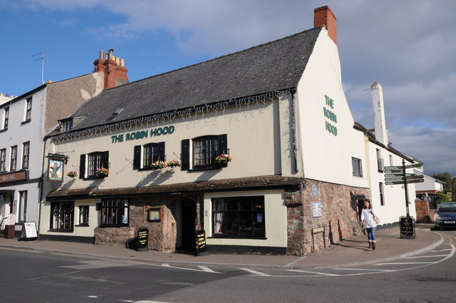 The Robin Hood, Monmouth