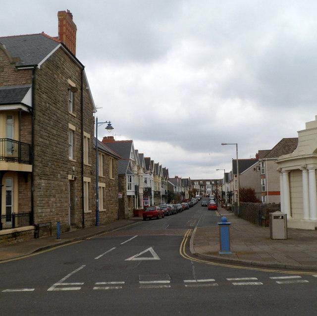 Esplanade Avenue Porthcawl