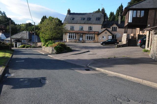 The village of Staunton