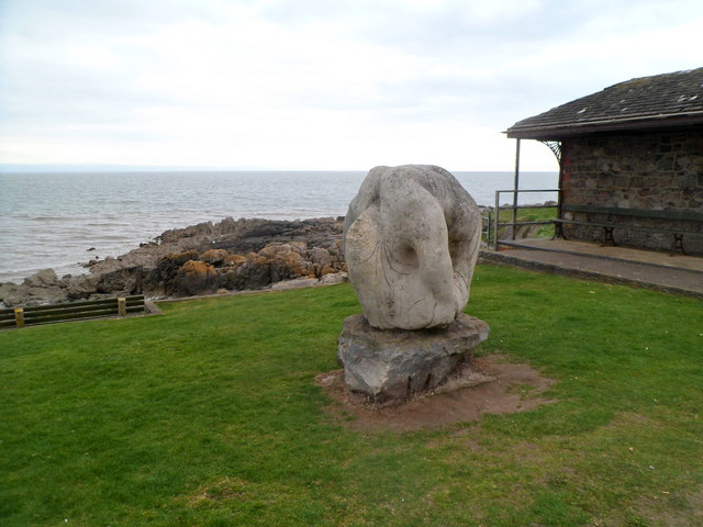 The Mermaid sculpture Porthcawl