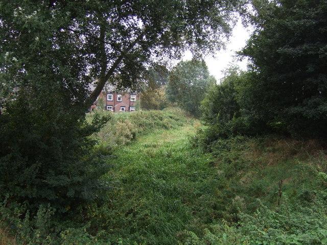The Barnsley Canal
