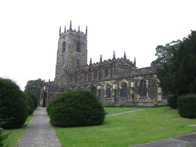 St John the Baptist Church, Royston