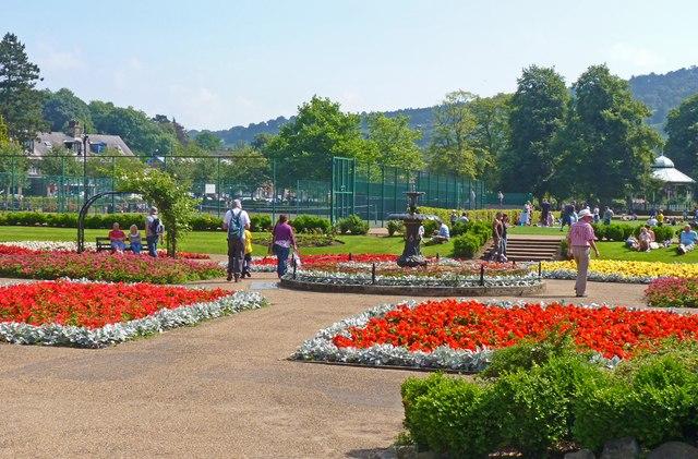 Matlock Pleasure Gardens