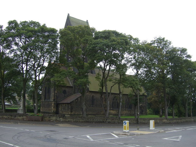 Church of St John the Evangelist, Carlton