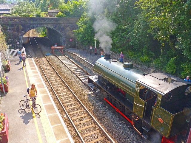 Matlock Railway Station
