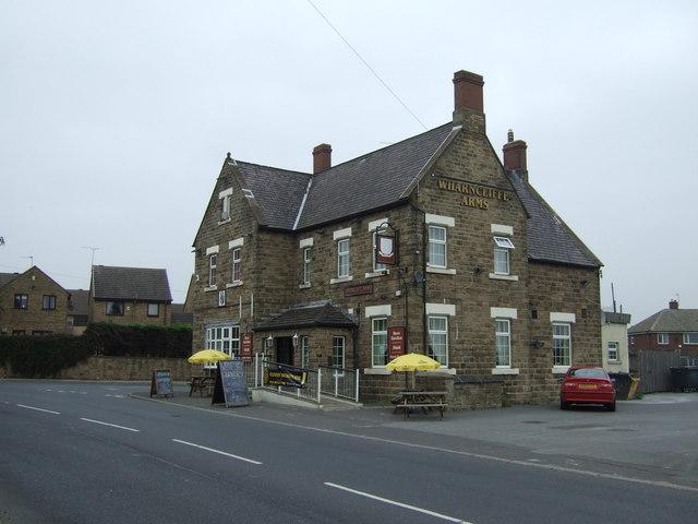 The Wharncliffe Arms, Carlton