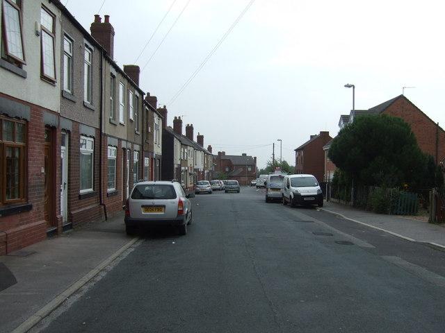 Albert Street, Upper Cudworth