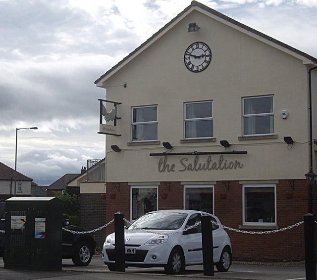 The Salutation Inn, Framwellgate Moor