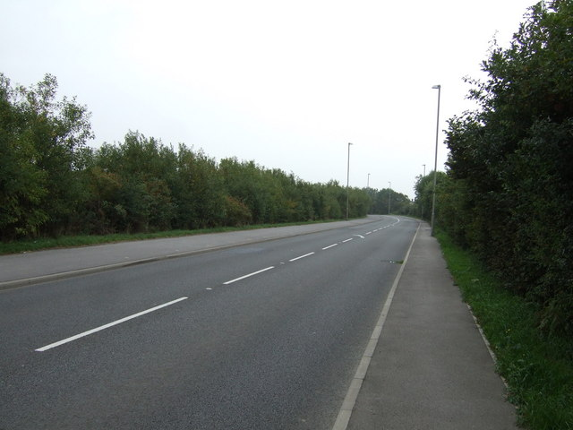 Engine Lane (A6195)