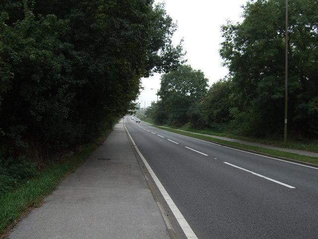 Engine Lane (B6195)
