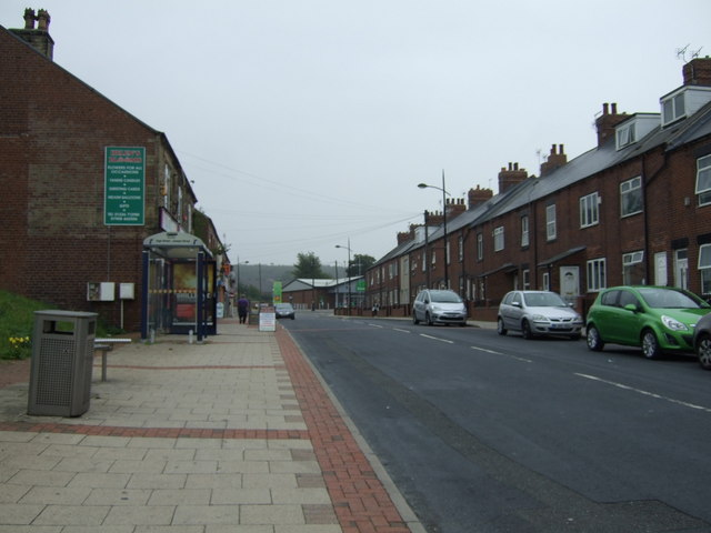 HIgh Street, Grimethorpe