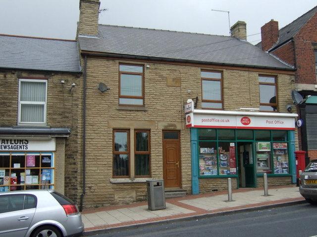 Grimethorpe Post Office