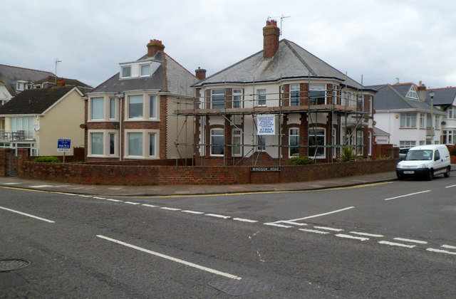 Corner of West Drive and Windsor Road Porthcawl