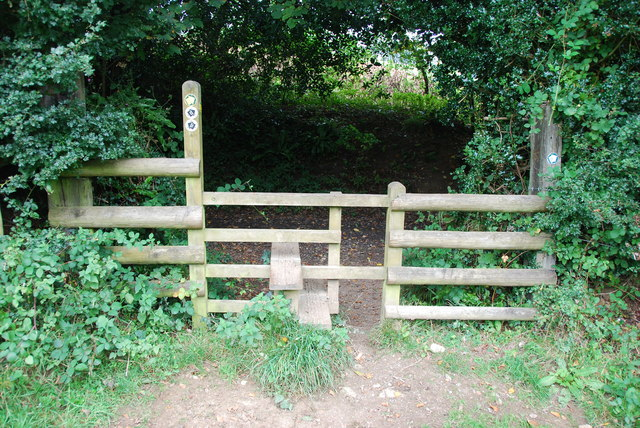 Stile onto a Country Road