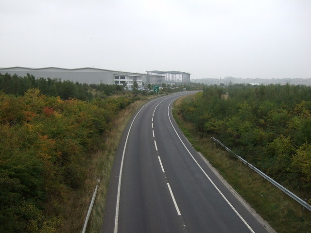Park Spring Road (A6195)