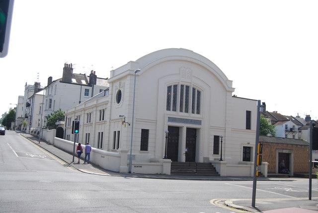 Synagogue, Lansdowne Road