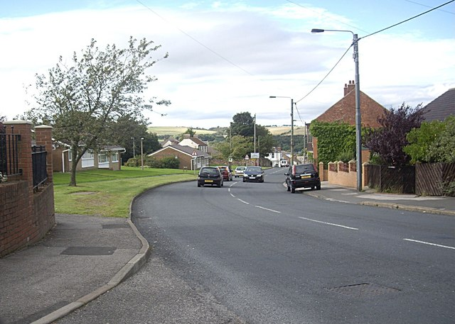 Durham Road, Sacriston