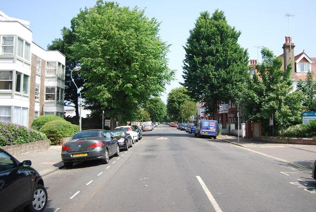 Somerhill Rd