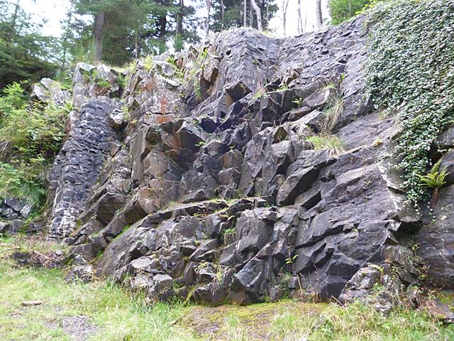 Beecraigs Climbing Wall