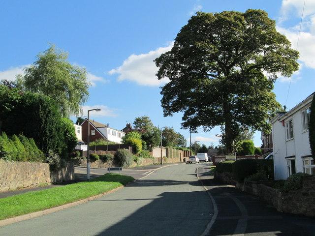 Washerwall Lane