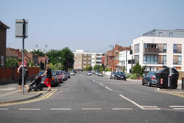 Somerhill avenue