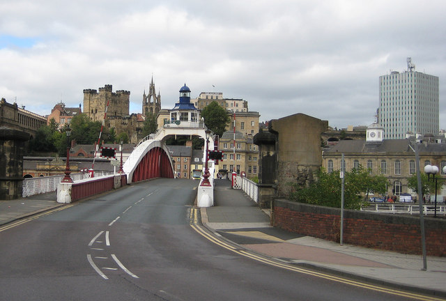 Bridge Street, the Swing Bridge