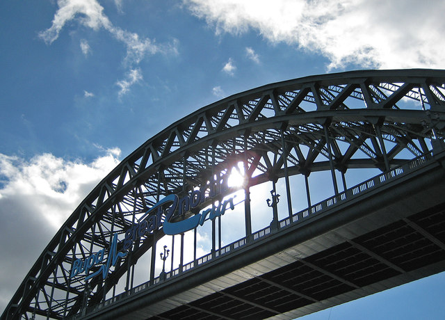 Span of the Tyne Bridge
