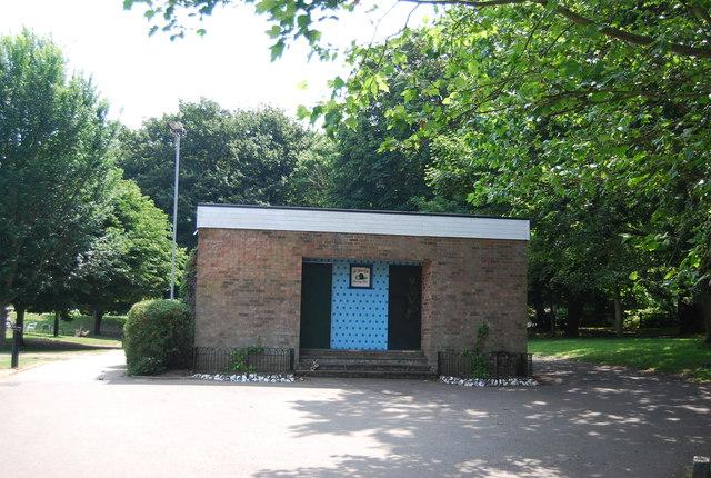 Toilets, St Ann's Well Gardens