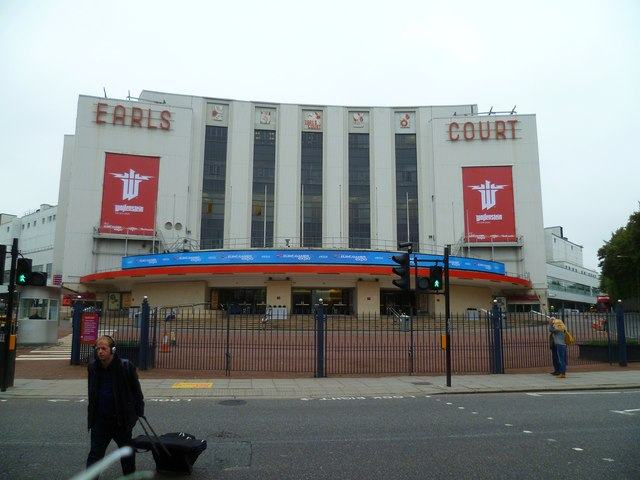 Earls Court Exhibition Building