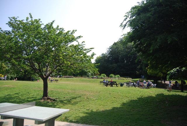 St Ann's Well Gardens