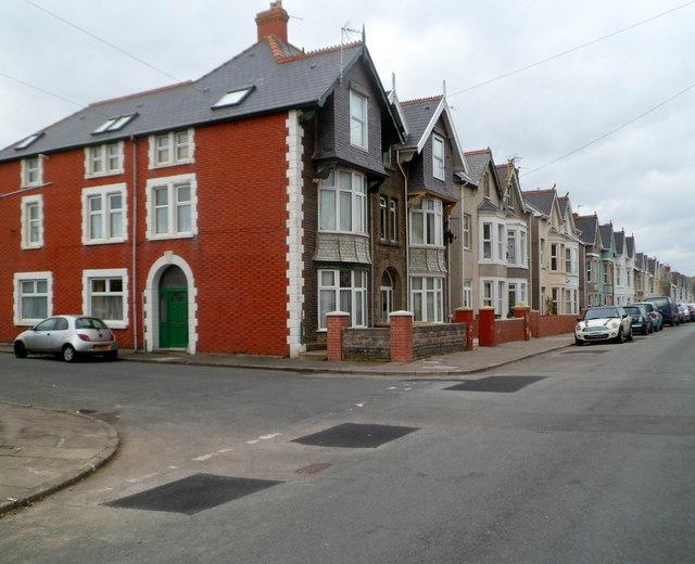 Victoria Avenue Porthcawl
